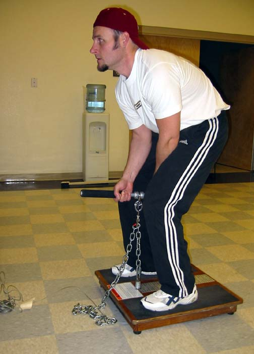 police physical testing
